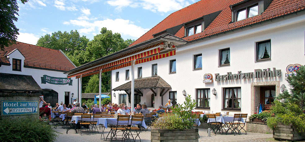 Hotel Gasthof Zur Muhle Ismaning